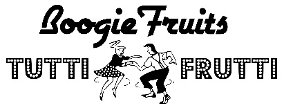 Logo Boogie Fruits